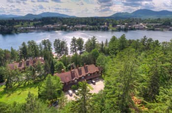 Snowshoe II - Attached Lodge  - Lake Placid, NY