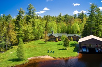Rainbow Lake Lodge - Rainbow Lake, NY