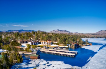 Harbor Condominium End Unit - Lake Placid, New York
