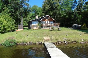 Pine Point - Saranac Lake, N.Y.