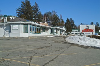 Lake Placid commercial landmark