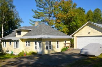 Lake Colby Road home - Saranac Lake, NY