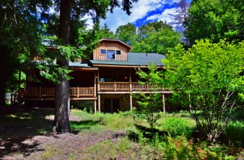 ADIRONDACK BEAUTY with Deeded Access on Upper Saranac Lake