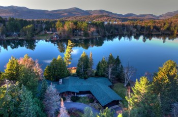 Adirondack Hideaway on Mirror Lake