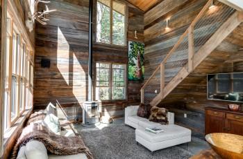 Haas Habitats - Natural Home for Humans - Lake Placid, NY