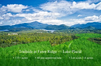 Trailside at Fawn Ridge