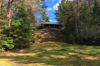 Lake Clear Home with Land - Lake Clear, NY