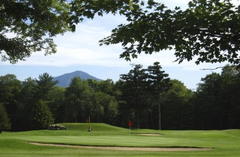 CUSTOM HOME at the Whiteface Club