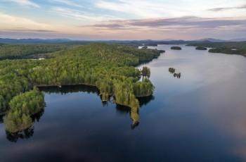 Grindstone Falls - Tupper Lake, NY