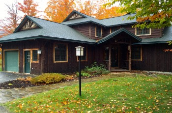 ADIRONDACK CUSTOM HOME at the Whiteface Club & Resort