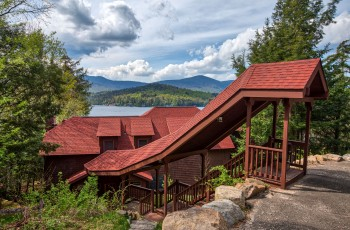 Camp Crow's Nest on Lake Placid