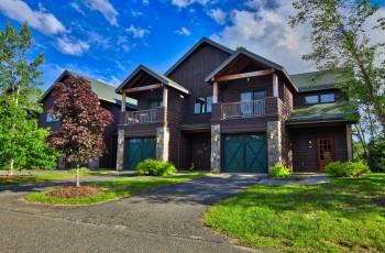River Bend Town Homes - 26 Cimarron Trail - Lake Placid, New York
