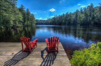 Cove Retreat on Rainbow Lake - Rainbow Lake, NY