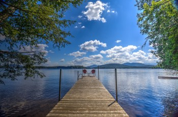 Lake Access- Upper Saranac Lake