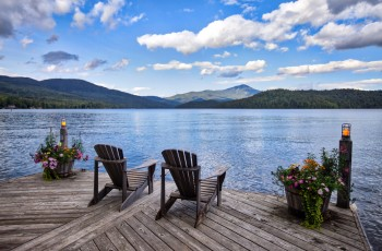 Moonlight Mile - Lake Placid, New York