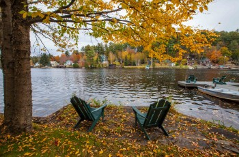 Algonquin on Lake Flower ~ Harbor Hill at Saranac Lake