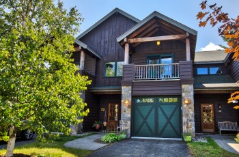 River Bend Town Home - 30 Cimarron Trail - Lake Placid, NY