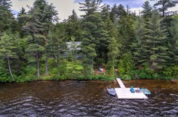 Big Wolf Lake Camp Compound