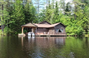 Cottage on Rainbow Lake - Rainbow Lake, NY