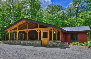Kraft Lodge - Saranac Lake, New York