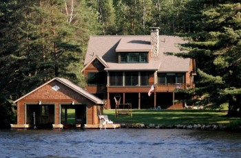 Lower Saranac Lake HideAway - Saranac Lake, NY