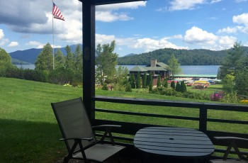 LAKESIDE #24 at the Whiteface Club Lake Placid