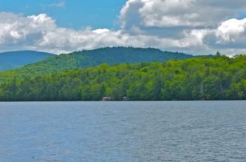 Moose Island  - Lake Placid, New York