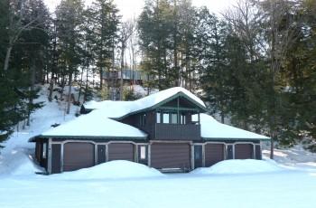 Bear Cub Camp on Upper St Regis - Lake Clear, NY