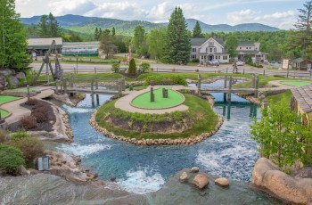 Pirate's Cove Miniature Golf - Lake Placid, NY