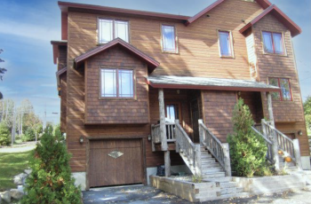 Sentinel Pines Townhome Unit A-1 - Lake Placid, New York