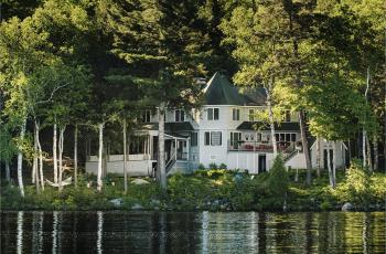 Camp To-No-Na - Saranac Lake, NY