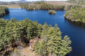Oseetah Lodge - Saranac Lake, NY