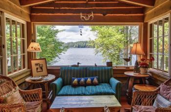 Little Camp on Upper St. Regis