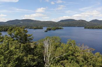 Blue Mountain Lake Lot