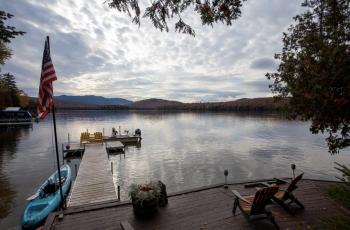 Camp 136 George & Bliss - Lake Placid, NY