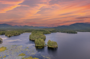Twin Islands - Saranac Lake, NY