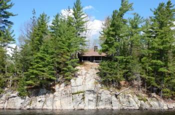 Skanendowa Lodge on Big Tupper Lake - Tupper Lake, New York