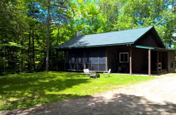 Bear Cub Camp in the Woods - Lake Placid, New York